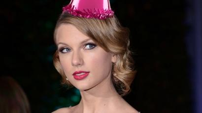 Így ünnepelte születésnapját Taylor Swift!