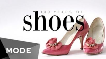 Így változtak a cipőtrendek az elmúlt 100 évben