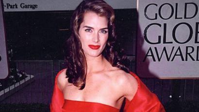 Így viselte Brooke Shields lánya a színésznő gyönyörű Golden Globe-os ruháját