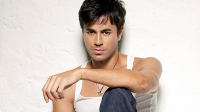 Ilyen aranyos kisfiú volt Enrique Iglesias