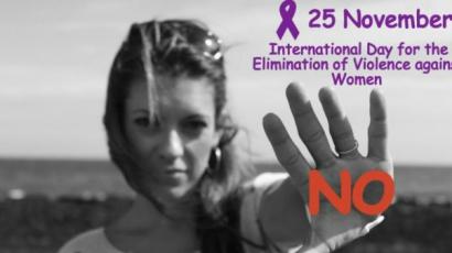 Ilyen az igazi férfi - tiltakozás a nők bántalmazása ellen