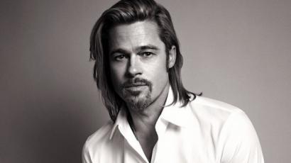 Ilyen Brad Pitt gyerekének lenni