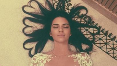 Ilyen csinos volt Kendall Jenner a születésnapi buliján – fotók!