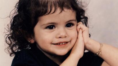 Ilyen cuki videót a kicsi Selena Gomezről eddig még nem láttunk