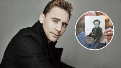 Ilyen cuki volt gyerekként Tom Hiddleston