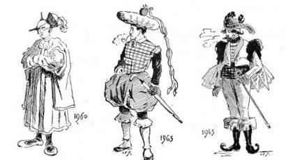 Ilyen divatot jósoltak nekünk 1893-ban