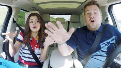 Ilyen egy átlagos kocsikázás Selena Gomezzel – videó