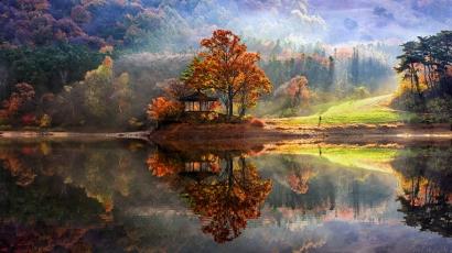 Ilyen gyönyörű helyet eddig csak a mesékben láttál!