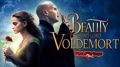 Ilyen lenne A szépség és a szörnyeteg, hogy Voldemort lenne a férfi főszereplő