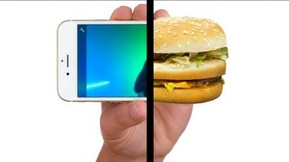 Ilyen lenne, ha a McDonald's úgy reklámozna, ahogy az Apple