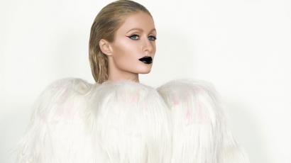 Ilyen merész fotósorozat még nem készült Paris Hiltonról