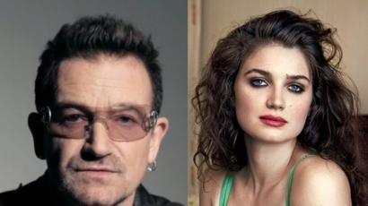 Ilyen szexi Bono lánya