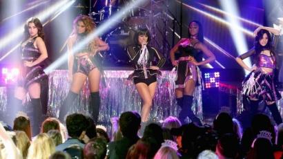 Ilyen volt Camila Cabello és a Fifth Harmony utolsó közös fellépése