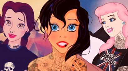 Ilyenek az igazi punk hercegnők