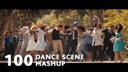 Ezt neked is látnod kell! Száz különböző film táncjelenetével vágták újra az Uptown Funk klipjét