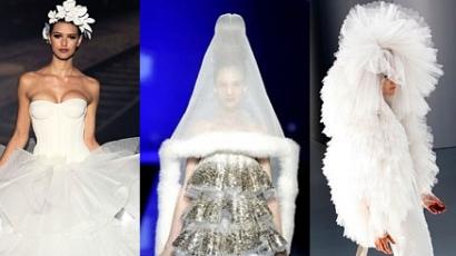 Íme, a 12 legőrültebb esküvői ruha
