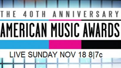 Íme a 2012-es American Music Awards jelöltjei