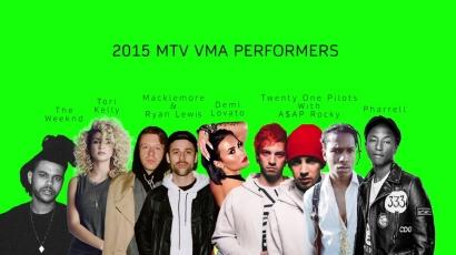 Íme a 2015-ös VMA fellépői!