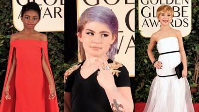 Íme, a Golden Globe-sztárok miniben!