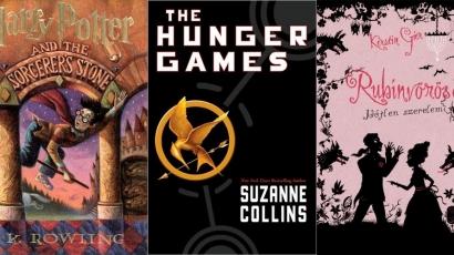 Íme a hét legnépszerűbb könyvsorozat