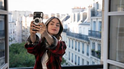 Íme az első betekintés az Emily Párizsban második évadjába – fotók!