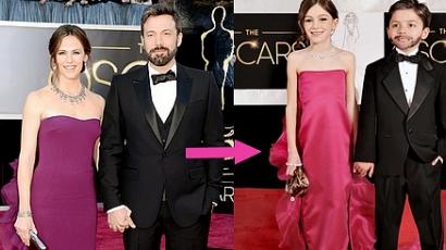 Íme, az Oscar-sztárok miniben!