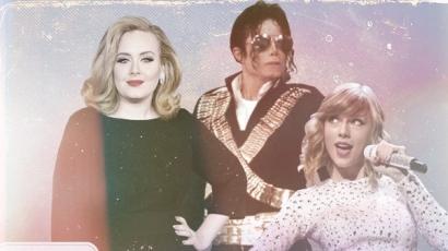 Íme minden idők legkiválóbb előadói és albumai