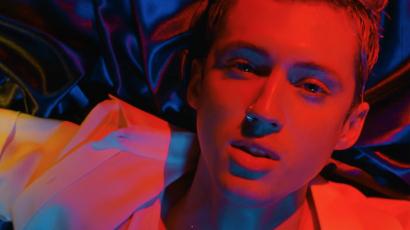 Íme Troye Sivan újdonsága!