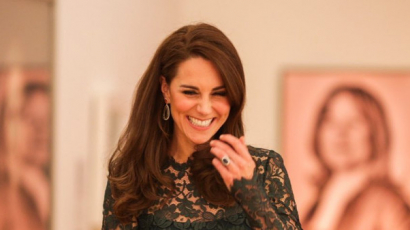 Inspirálódj Katalin hercegné frizuráiból!