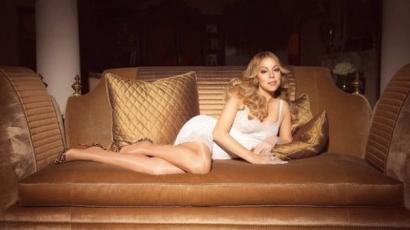 Az Instagramon mutogatta fenekét Mariah Carey