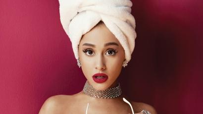 Instagramon nosztalgiázott Ariana Grande