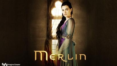 Interjú a Merlin sztárjával
