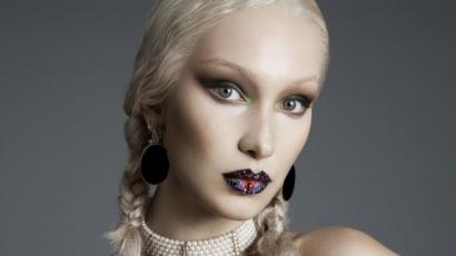 Intim piercinget villantott Bella Hadid