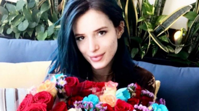 Intim piercinget villantott Bella Thorne
