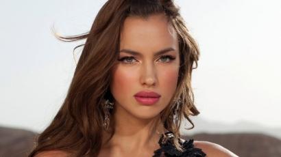 Irina Shayk lett a L'Oréal Paris reklámarca