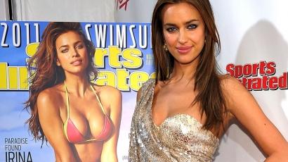 """Irina Sheik: """"A modellkedés nem könnyű"""""""