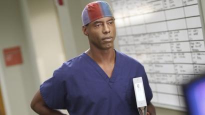 Isaiah Washington visszatér a Grace Klinikába