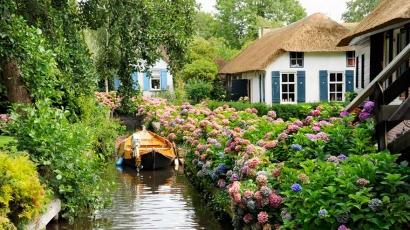 Ismerd meg Hollandia Velencéjét! Ez a varázslatos kis falu garantáltan a kedvenced lesz!