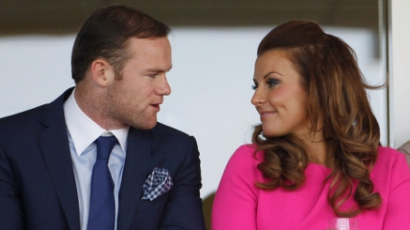 Ismét apa lesz Wayne Rooney