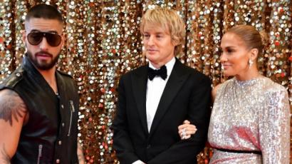 Ismét csúszik Maluma, Owen Wilson és J.Lo romantikus filmje - idén már nem láthatjuk