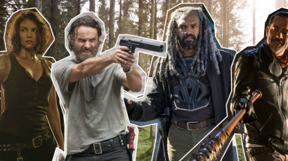 Ismét forgat a The Walking Dead stábja