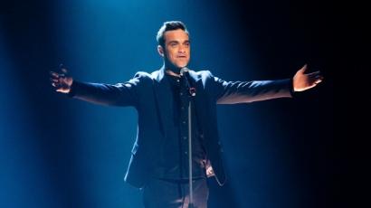 Ismét hazánkba látogat Robbie Williams