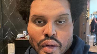 Ismét ijesztő kinézettel forgatott klipet The Weeknd