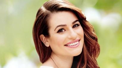 Ismét jó nő lett Lea Michele