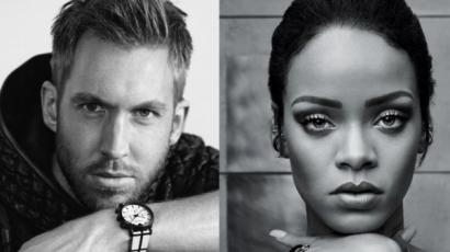 Ismét közös dalon dolgozik Calvin Harris és Rihanna