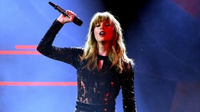 Ismét stúdióba vonult Taylor Swift