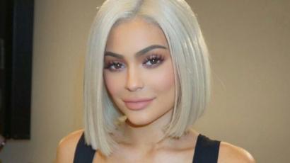 Ismét szőke lett Kylie Jenner