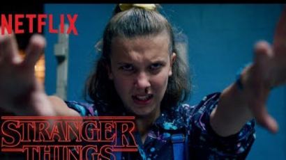 Itt a Stranger Things legújabb előzetese!