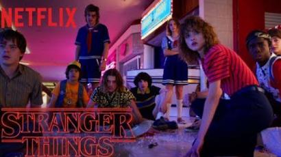 Itt a Stranger Things x H&M kollaboráció!