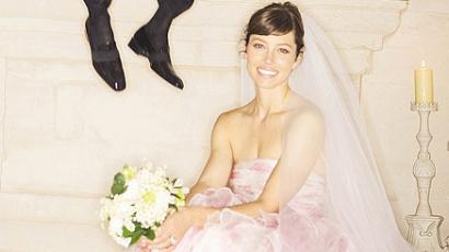 Itt az első fotó a Timberlake—Biel-esküvőről
